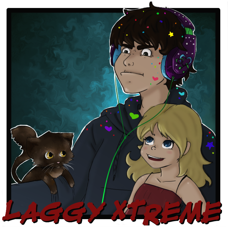 LaggyXtreme by Capt4in-Ins4nity