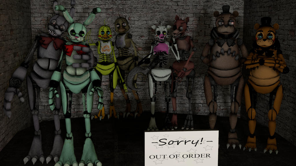 Drawkills and toy drawkills updated by geminigold27 on deviantart