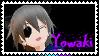 Yowaki - stamp by LollyLink