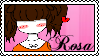 Rosa - stamp by LollyLink