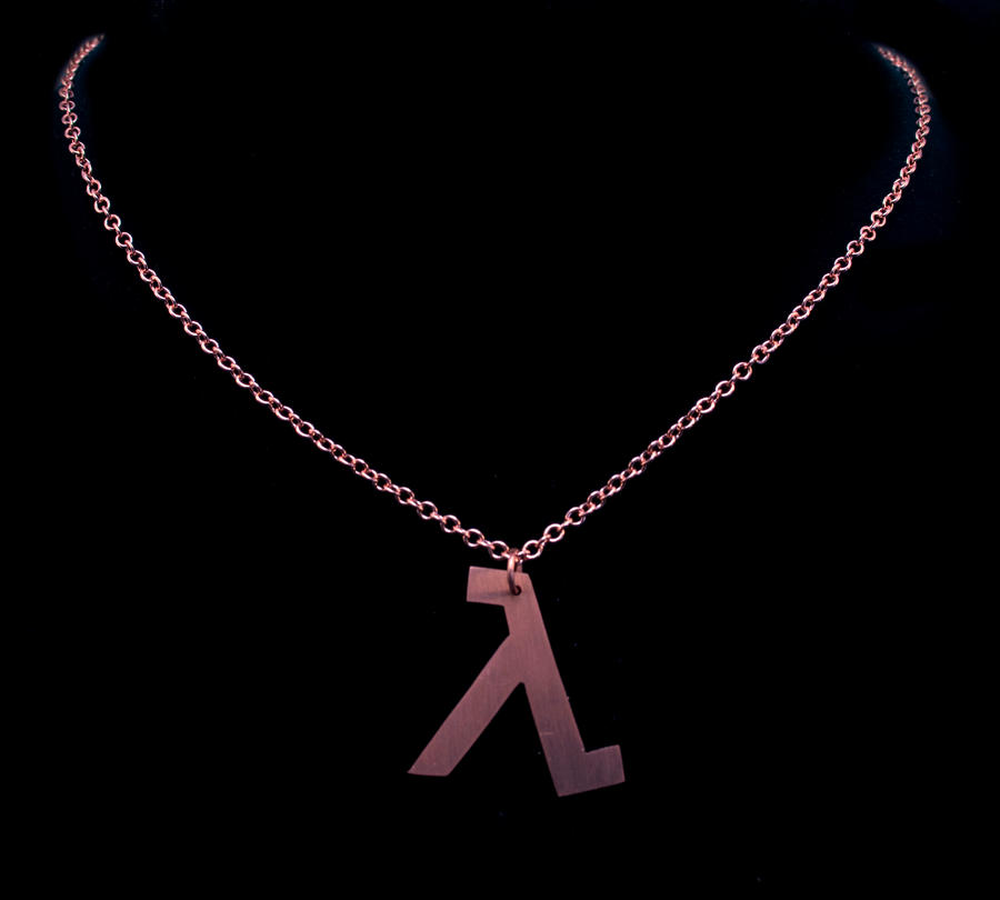 Half Life Lambda by obsidiandevil on DeviantArt