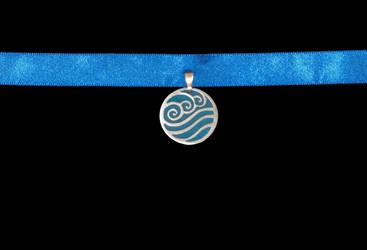 Katara's Necklace by obsidiandevil