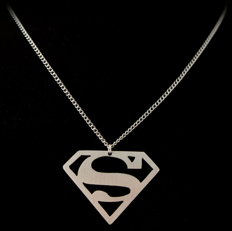 Superman pendant by obsidiandevil on deviantart superman pendant by obsidiandevil mozeypictures Gallery