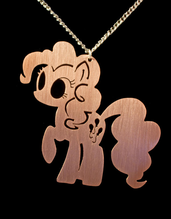 Pinkie Pie by obsidiandevil