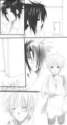 Random Sasunaru doujin page... by sea-flow