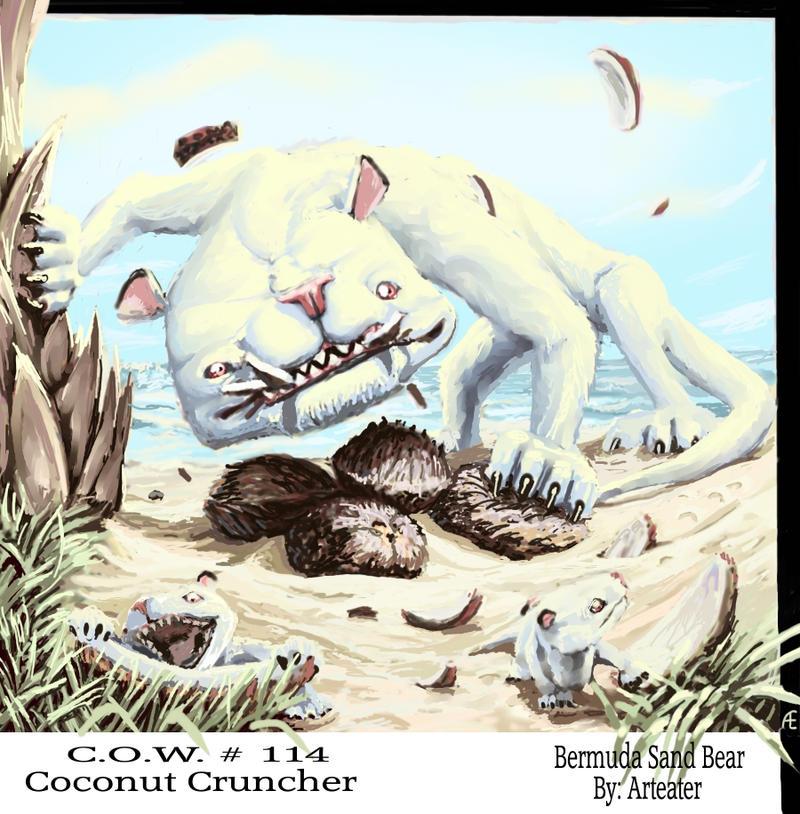 C.O.W. - #114: Coconut Cruncher - Voting!