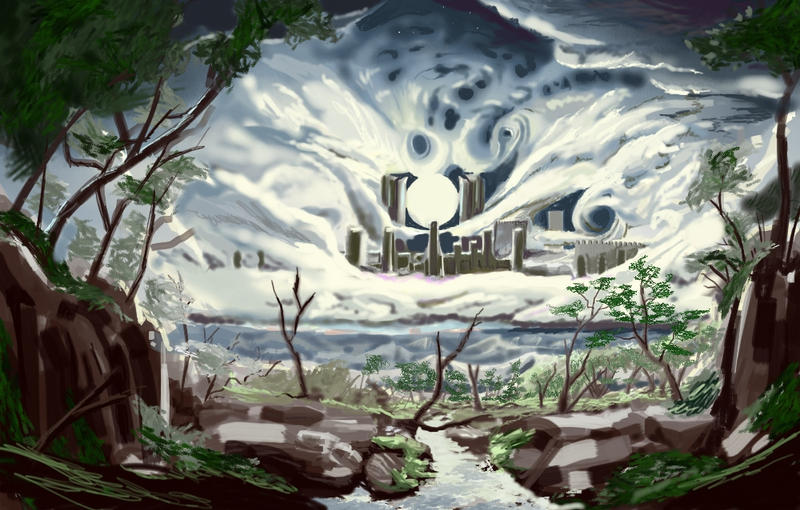 EOW 85 Cloud Castle