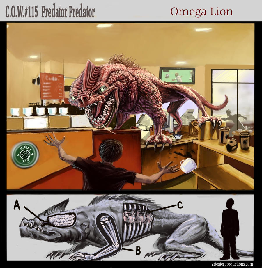 C.O.W. - #115: Predator Predator - Voting!