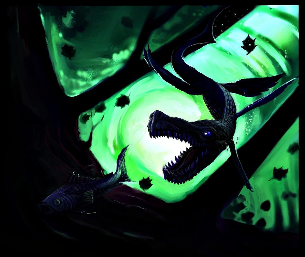 COW - DEEP: Undersea Utopia: Deep Sea Ecosystem - VOTING!!!
