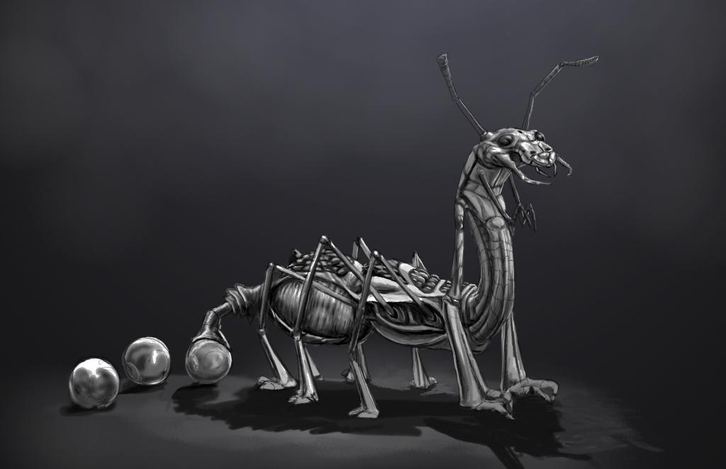 C.O.W. - #117: Explosive Bug