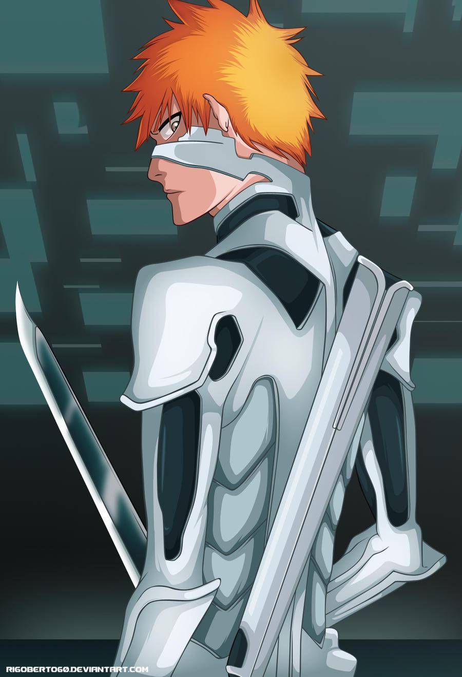 Fullbring2: My sword by Rigoberto60