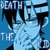 Death The Kid by deviant-ART-lover