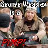 George Weasley icon2 by deviant-ART-lover