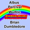 Dumbledore's full name by deviant-ART-lover