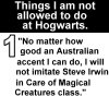 Hogwarts Rules 1 by deviant-ART-lover