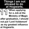 Hogwarts Rules 11 by deviant-ART-lover