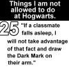 Hogwarts Rules 25 by deviant-ART-lover