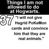 Hogwarts Rules 37 by deviant-ART-lover
