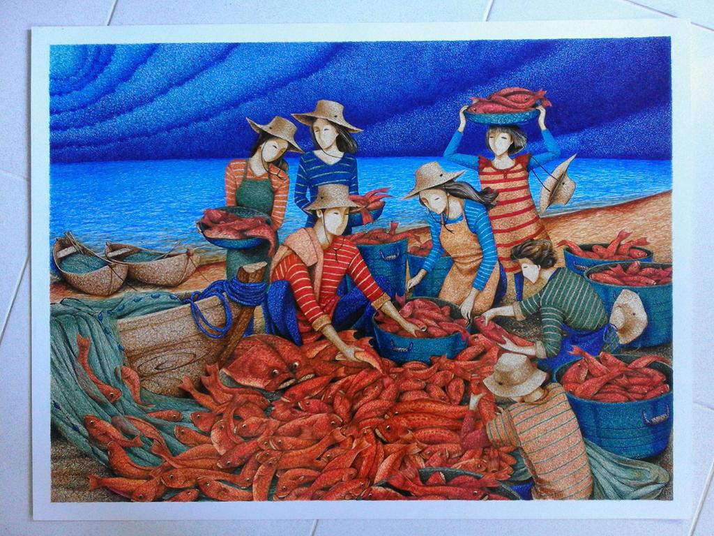 Masaganang Ani (Abundant Harvest) by naiangloria