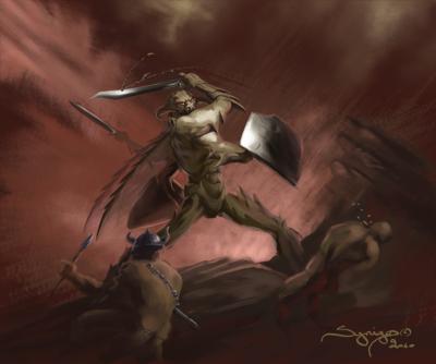 Keebo Defender by MichaelSyrigos
