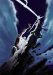Saurian Wizard