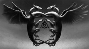 Double Dragon by MichaelSyrigos