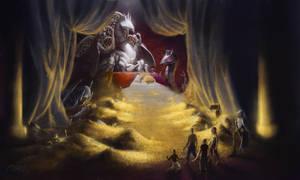 Silver Dragons by MichaelSyrigos