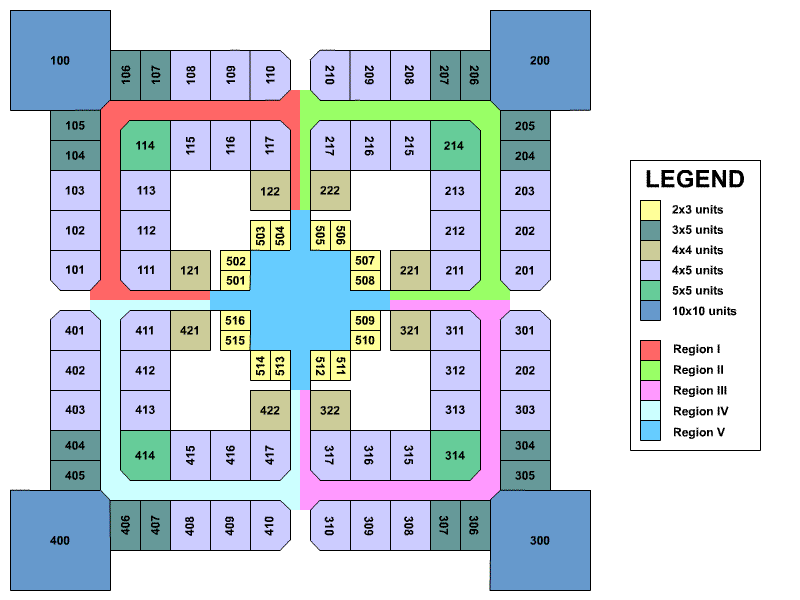 Floor Plan For A Shopping Mall By Mjponso On DeviantArt