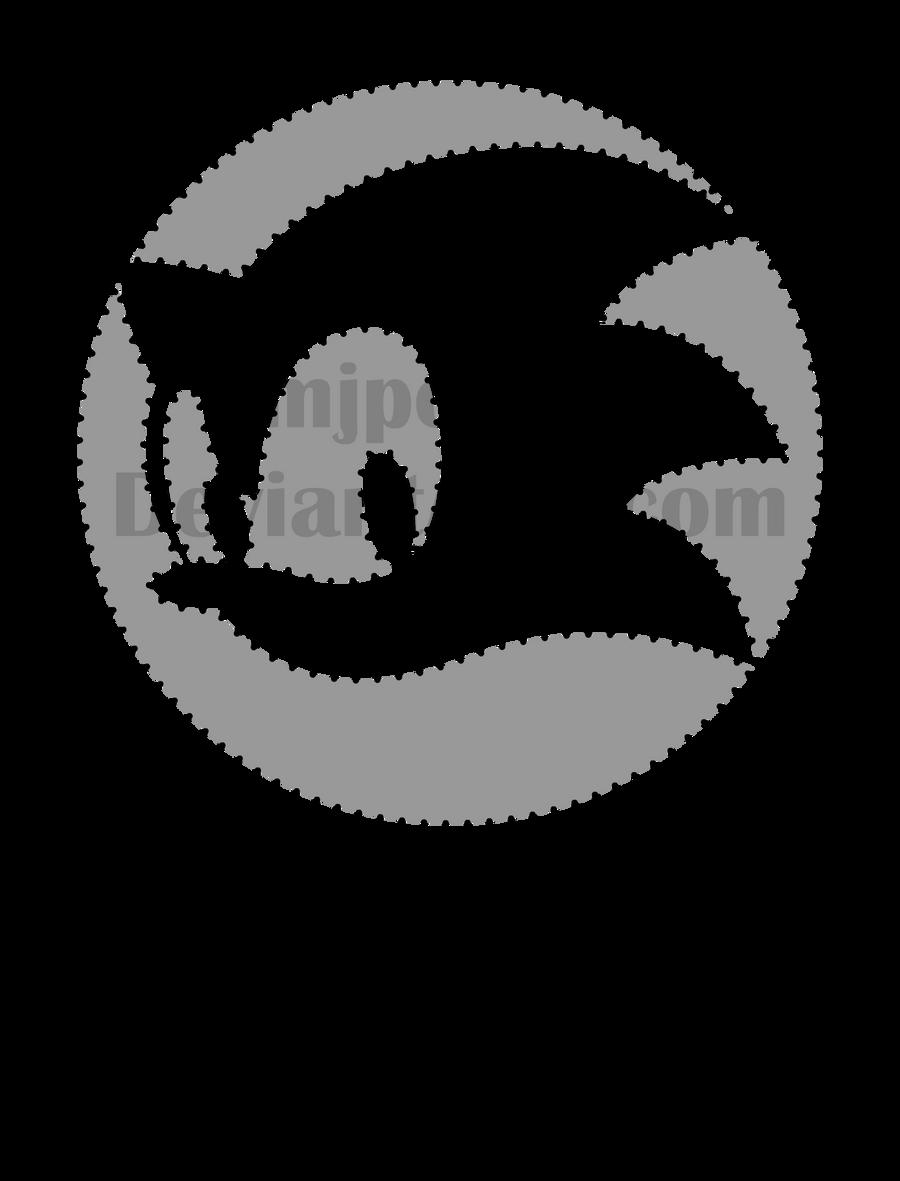 Sonic Team Pumpkin Stencil by mjponso on DeviantArt