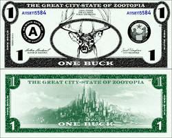 The Zootopia Buck