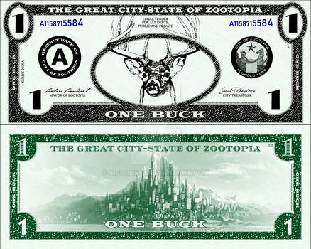The Zootopia Buck