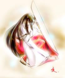 kikyo meditation by Lescca