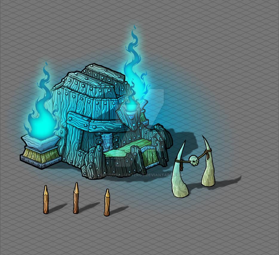 Area 3 Final Boss Fortress
