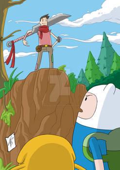 Adventure Time Gaiden