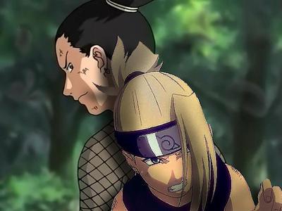 Shikamaru and Ino: Caught by ino-chanlove on DeviantArt