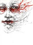 Bleeding away by Blacleria
