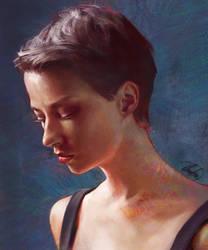 Realistic portrait for Webinar