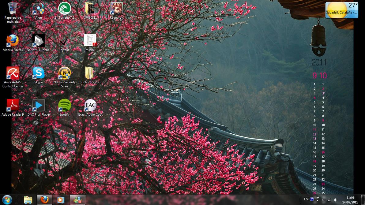 Korean wallpaper by Yukilina on DeviantArt