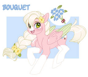 Pony Adoptable: Bouquet SOLD