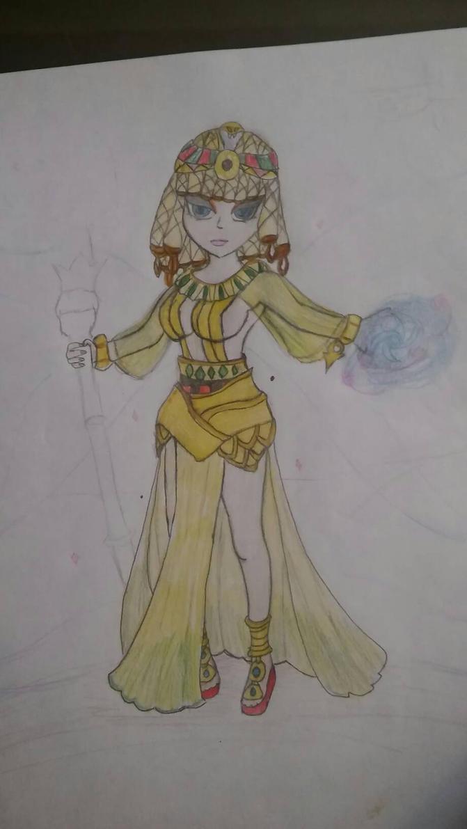 Desert Queen by occultfur