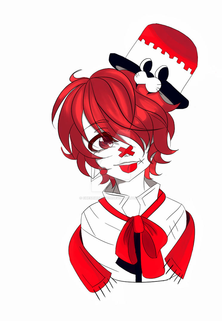 Fukase by CheshireLynx75