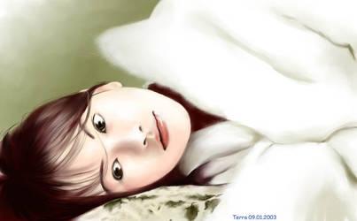 Shin Ae by coffingirl