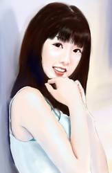 Series I: Yuko 3 by coffingirl