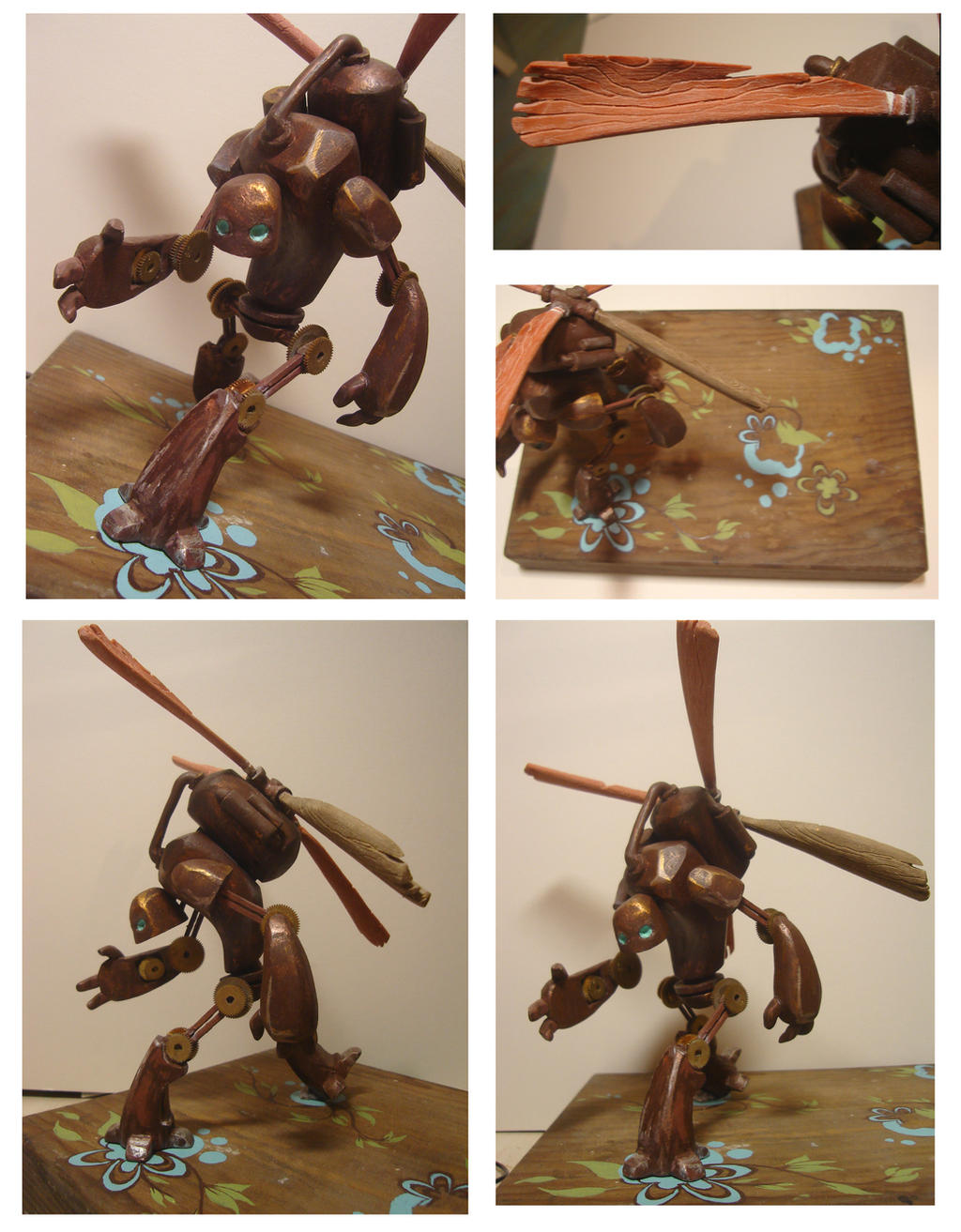 Robot by PhillyBoyWonder