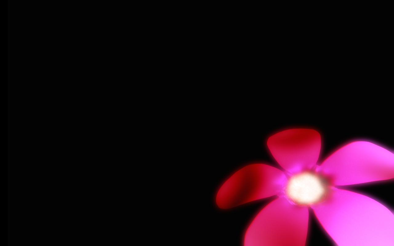 Floral Luminescence by LockeEx