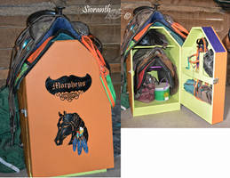 Tack Box in Use by sioranth