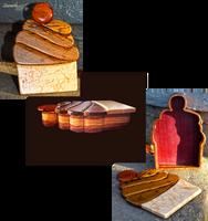 Cupcake Box by sioranth
