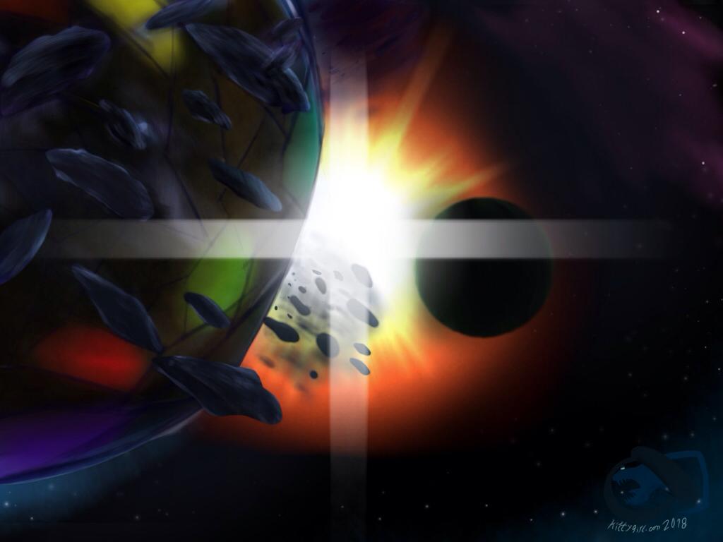 Mixel Planet by kittygirlxjanax
