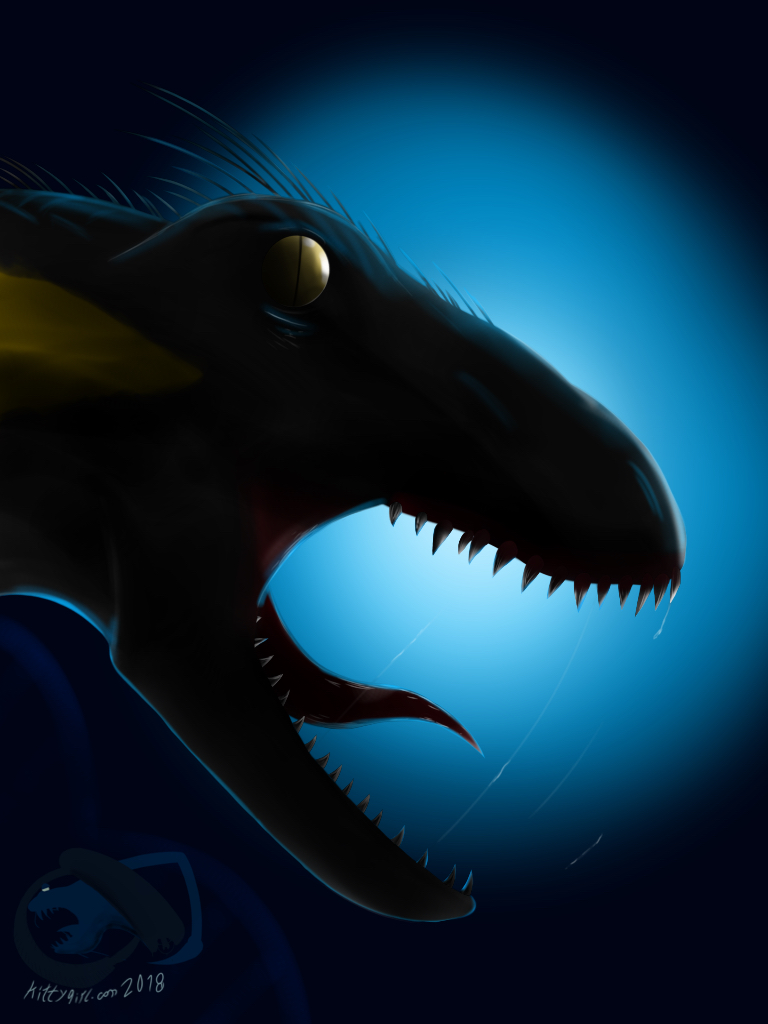 IndoRaptor by kittygirlxjanax
