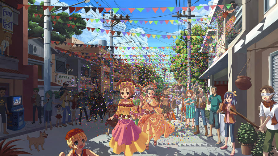Festival by Hokage3